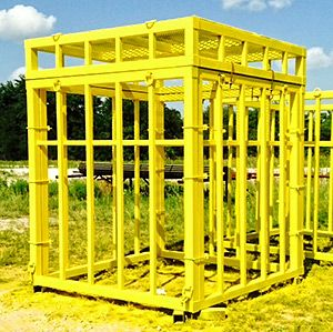 Protective Wellhead Enclosure